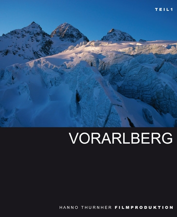 Vorarlberg in HD, Blu-ray Naturdokumentation, HDTV 1080p